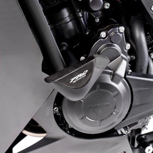 Roulettes de protection Puig PRO Honda CBR 500 R 13-15 noir