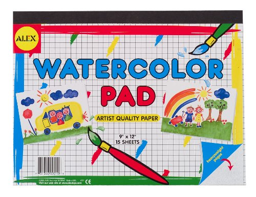ALEX Toys Artist Studio Watercolor Pad - 1