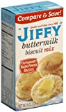Jiffy Buttermilk Biscuit Mix 226g