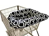 Itzy Ritzy Shopping Cart and High Chair Cover, Moroccan Nights