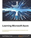Learning Windows Azure