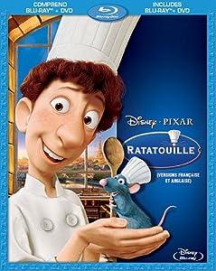 Ratatouille (Bilingual) [Blu-ray + DVD] (Version française)