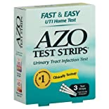 AZO Test Strips, Urinary Tract Infection Test, 3 ct.