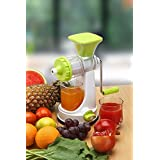 Ganesh Fruit & Vegetable Juicer With Steel Handle, Green By A To Z Sales- AZ5012