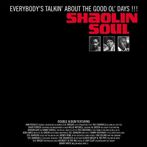 Vinilo : VARIOUS ARTISTS - Shaolin Soul Episode 1 (various Artists) (With CD, 3 Pack, 3PC)