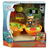 Octonauts Oct Mini Octopod Playset - Kwazi's Room