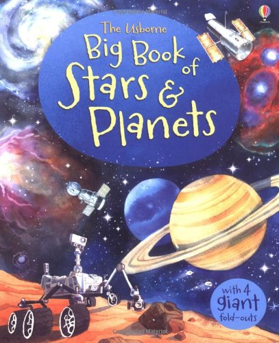 Big Book of Stars & Planets (Usborne Big Books)