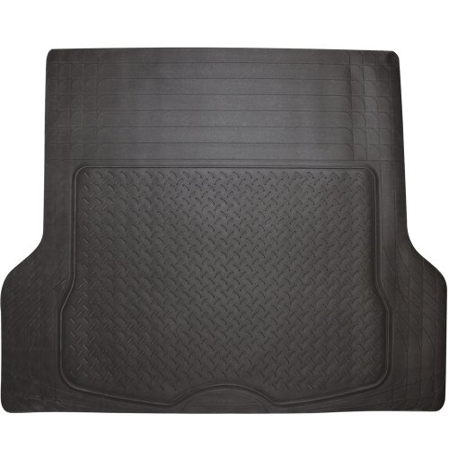 Oxgord WeatherShield HD Trim-to-Fit All Vehicle Trunk Cargo Liner Mat, Black