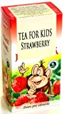 Natural Strawberry tea bags for babies and children x 20 by Apotheke