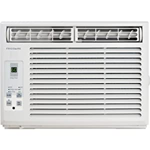 Frigidaire fra054xt7 5 000 btu window mounted for 12 inch high window air conditioner