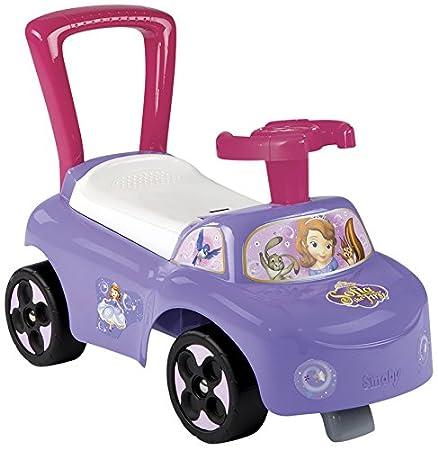 Smoby - 443017 - Porteur - Princesse Sofia Auto