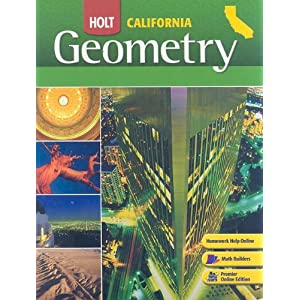 Holt California Geometry