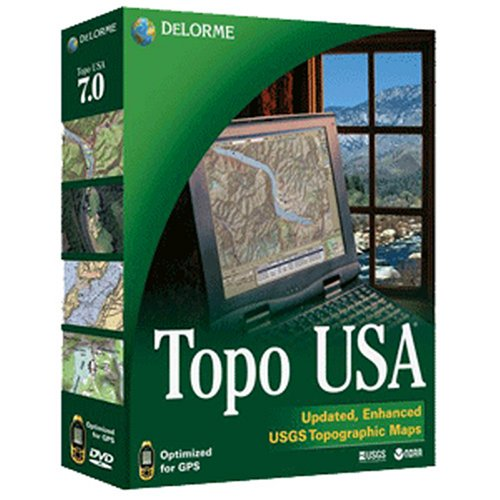 Topo USA 7.0 National Edition [Old Version]