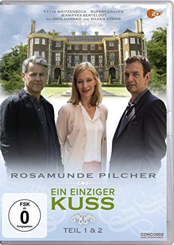 Rosamunde Pilcher: Ein einziger Kuss
