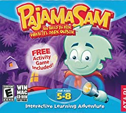 Pajama Sam in quotNo Need To Hide When It39s Dark Outsidequot