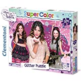Clementoni Puzzle 20094 - Violetta  Glitter