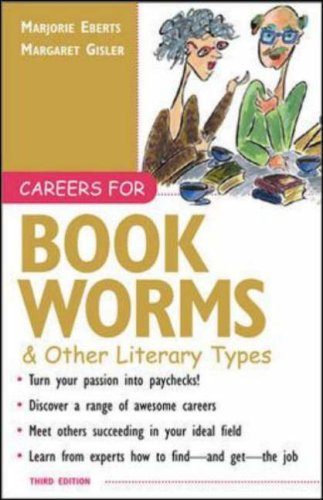 Careers for Bookworms And Other Literary Types, 3rd Edition