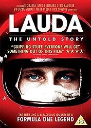 Lauda: The Untold Story [DVD]