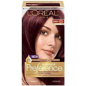 ... Hair Color, 5MM Medium Mahogany Brown : Chemical Hair Dyes : Beauty