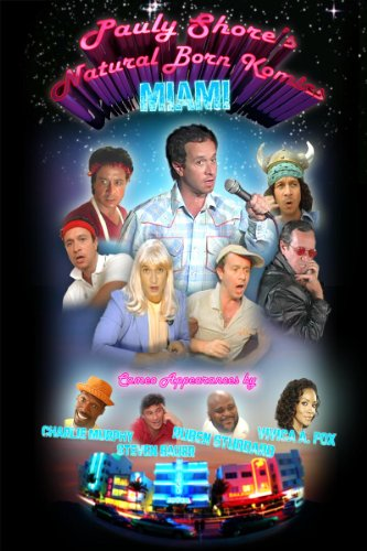 Pauly Shore'S Natural Born Komics - Miami front-424858