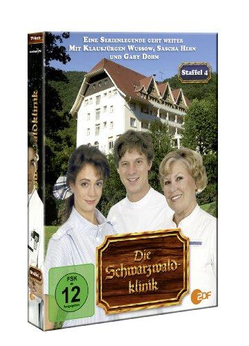 Die Schwarzwaldklinik, Staffel 4 (Digipack 4 DVDs)
