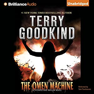 The Omen Machine Audiobook