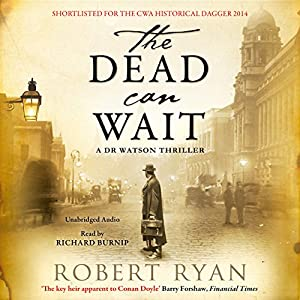 The Dead Can Wait Audiobook