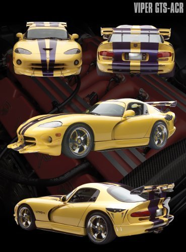 dodge-viper-yellow-gts-acr-sports-car-photography-hobby-poster-print-16x20-by-import-images