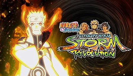 Naruto Shippuden: Ultimate Ninja Storm Revolution  [Online Game Code]