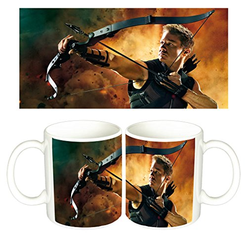 los-vengadores-the-avengers-hawkeye-jeremy-renner-a-tasse-mug