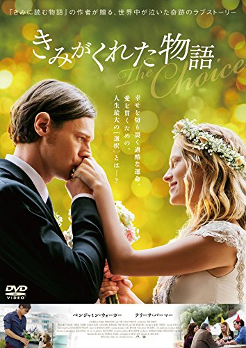 きみがくれた物語[DVD]