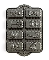 Martha Stewart Collection Holiday Mini Loaf Pan