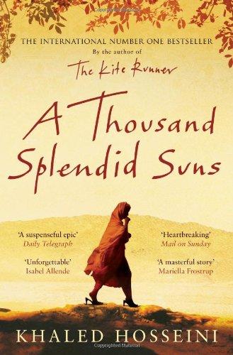 Book: A Thousand Splendid Suns by Khaled Hosseini