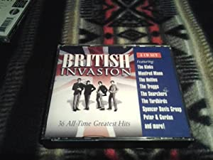 British Invasion 36 All-Time Greatest Hits