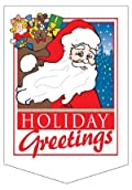 Holiday Greetings - Pennant - 14