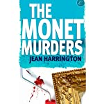 The Monet Murders (       UNABRIDGED) by Jean Harrington Narrated by Gayle Hendrix