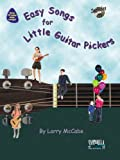 img - for Easy Songs For Little Guitar Pickers book and CD book / textbook / text book