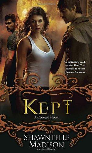 Image of Kept: A Coveted Novel