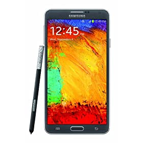 Samsung Galaxy Note 3, Black 32GB (Sprint)