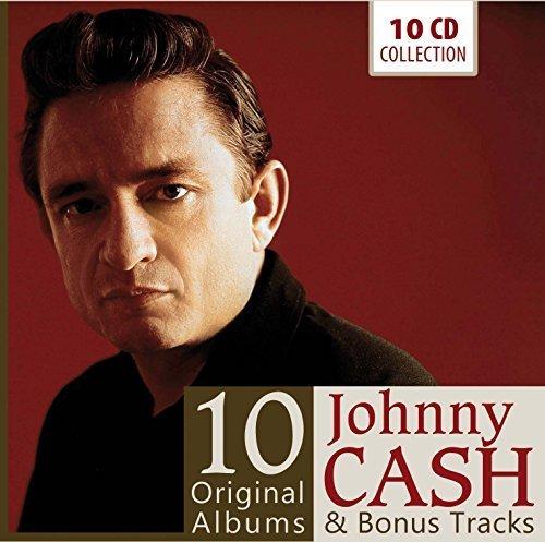 Johnny Cash: 10 Original Albums by Imports