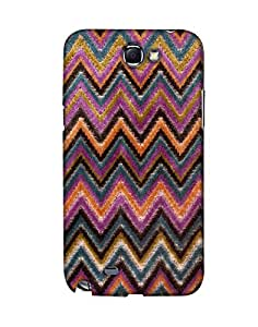 PickPattern Back Cover for Samsung Galaxy Note II N7100
