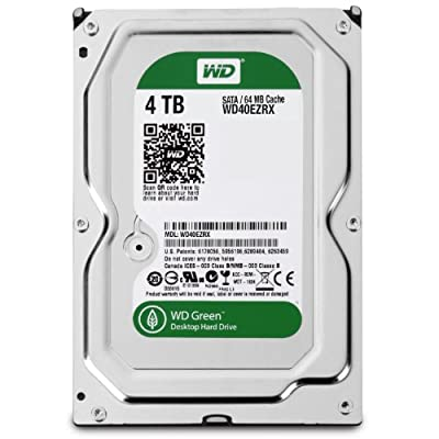 WD Green 4TB Desktop 3.5 inch Internal SATA Hard Drive