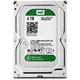 WD40EZRX Western Digital 4TB Internal Hard Drive IntelliPower 64MB Cache SATA 6.0Gb
