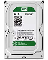 WD Green Disque dur interne (Bulk) Desktop Mainstream 4 To 3,5 pouces SATA intellipower
