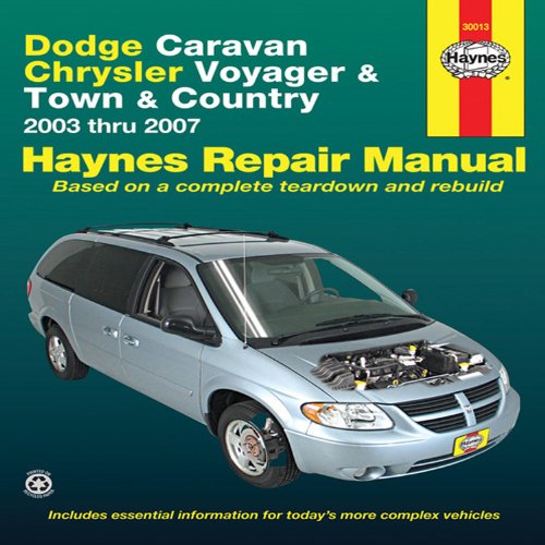 dodge-caravan-chrysler-voyager-and-town-country-automotive-repair-manual-2003-thru-2007