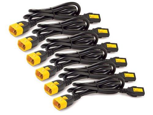 AMERICAN POWER CONVERSION APC - C&#226blage d''alimentation - IEC 320 EN 60320 C13 - IEC 320 EN 60320 C14 - 1.22