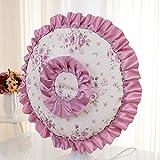 Sellify Pink : New Spring Flowers Fan Cover Cover Fan Fan Dust Cover