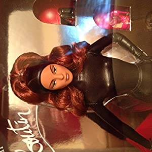 Christian Louboutin Cat Burglar Barbie Collector Doll