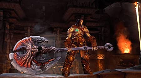 Darksiders 2 DLC - Rusanov's Axe [Download]