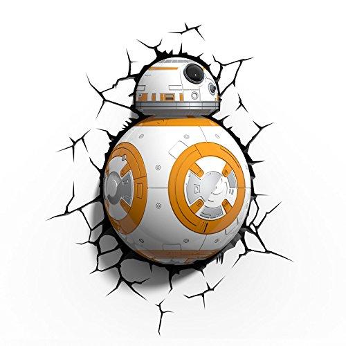 Star Wars BB-8 3D Deco Light Night Light